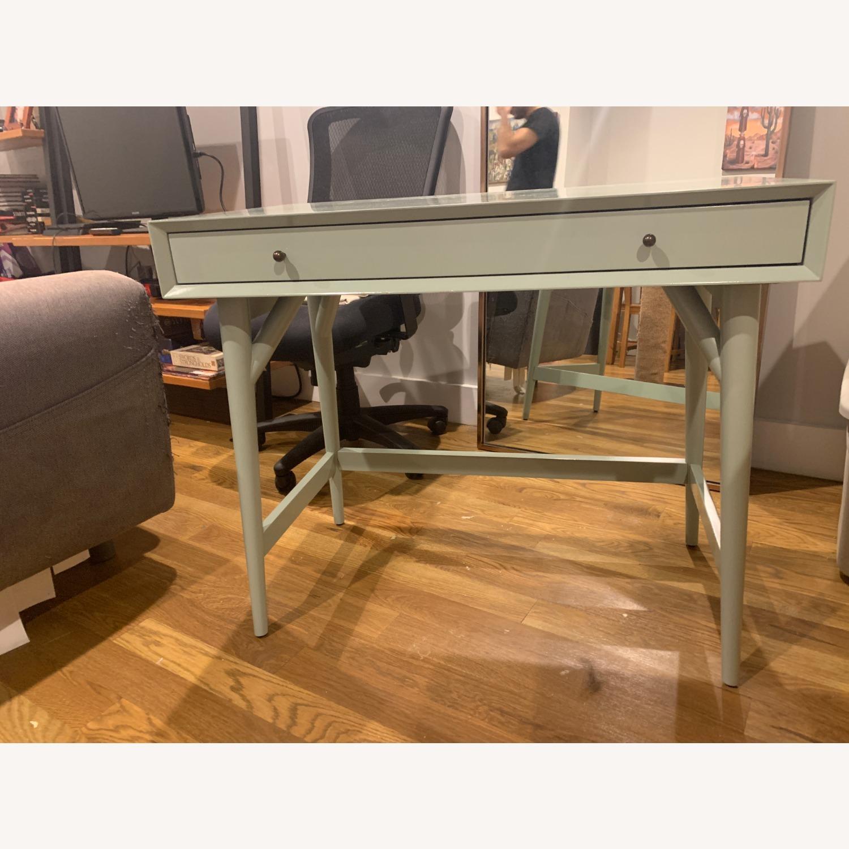 West Elm Mid-Century Modern Mini Desk - image-1