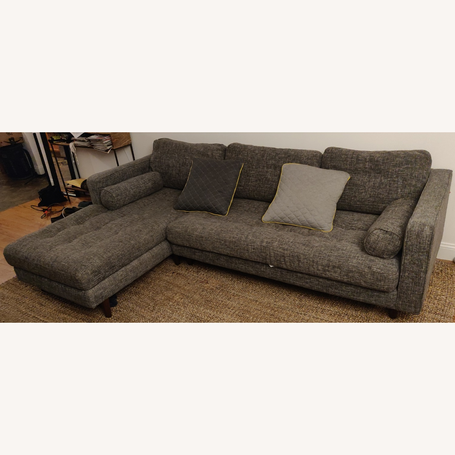 Article Sven Left Sectional Couch - image-1