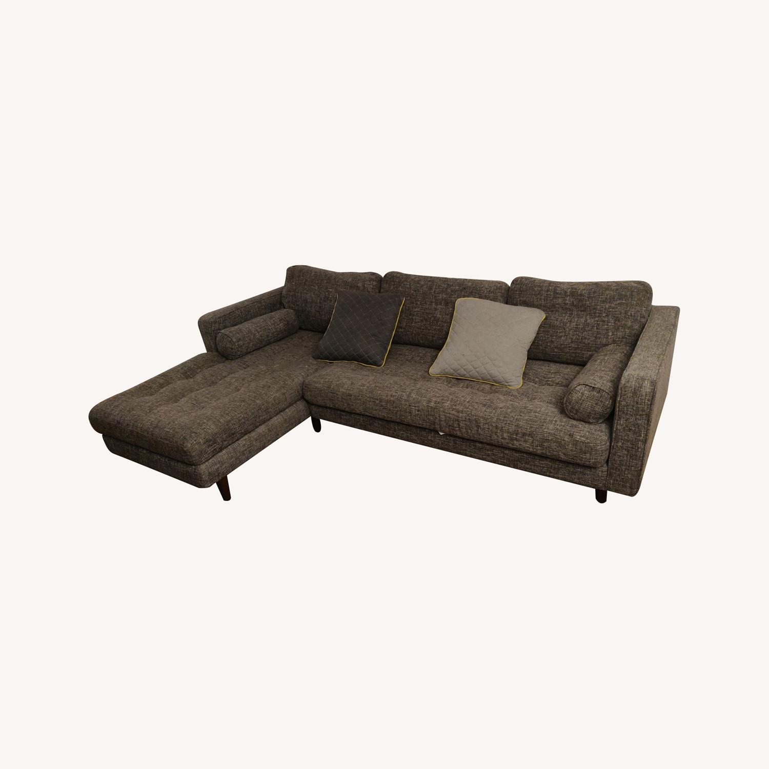 Article Sven Left Sectional Couch - image-0