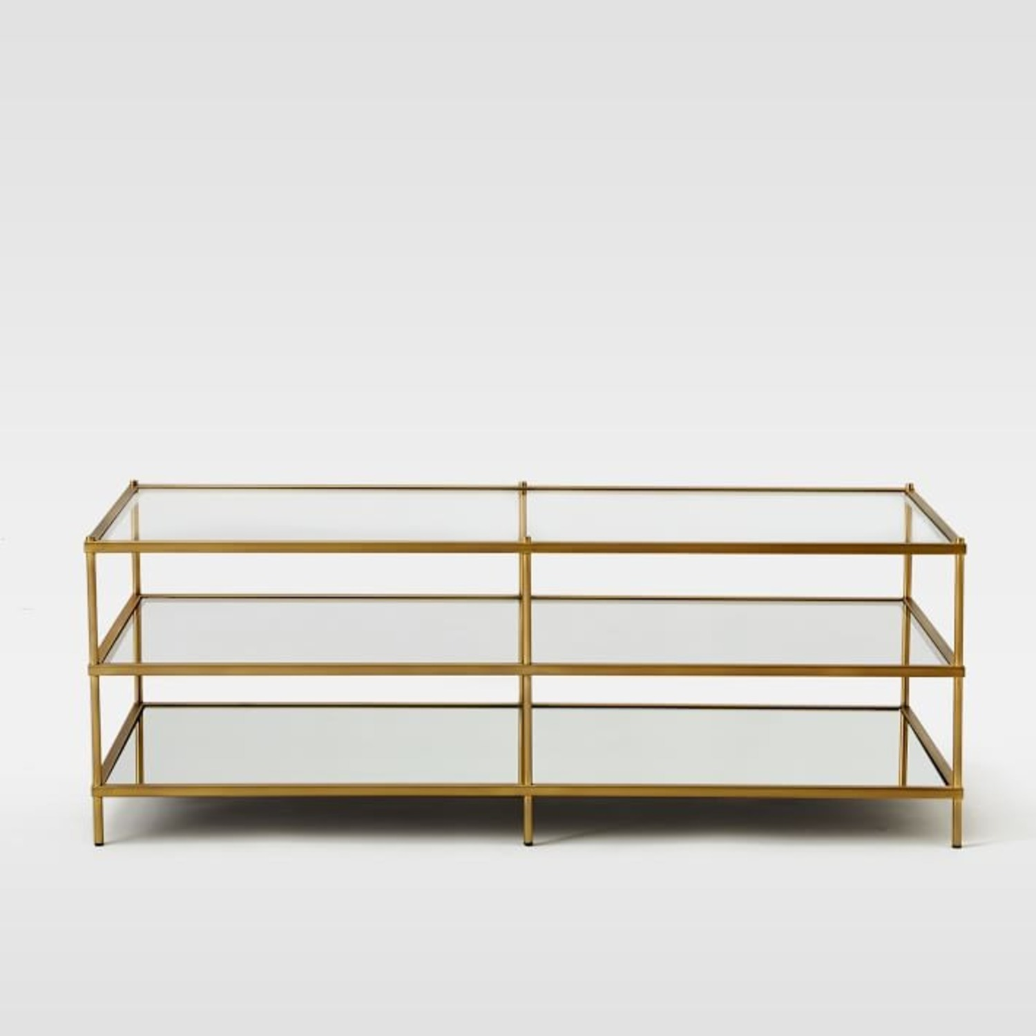 West Elm Terrace Coffee Table - image-3
