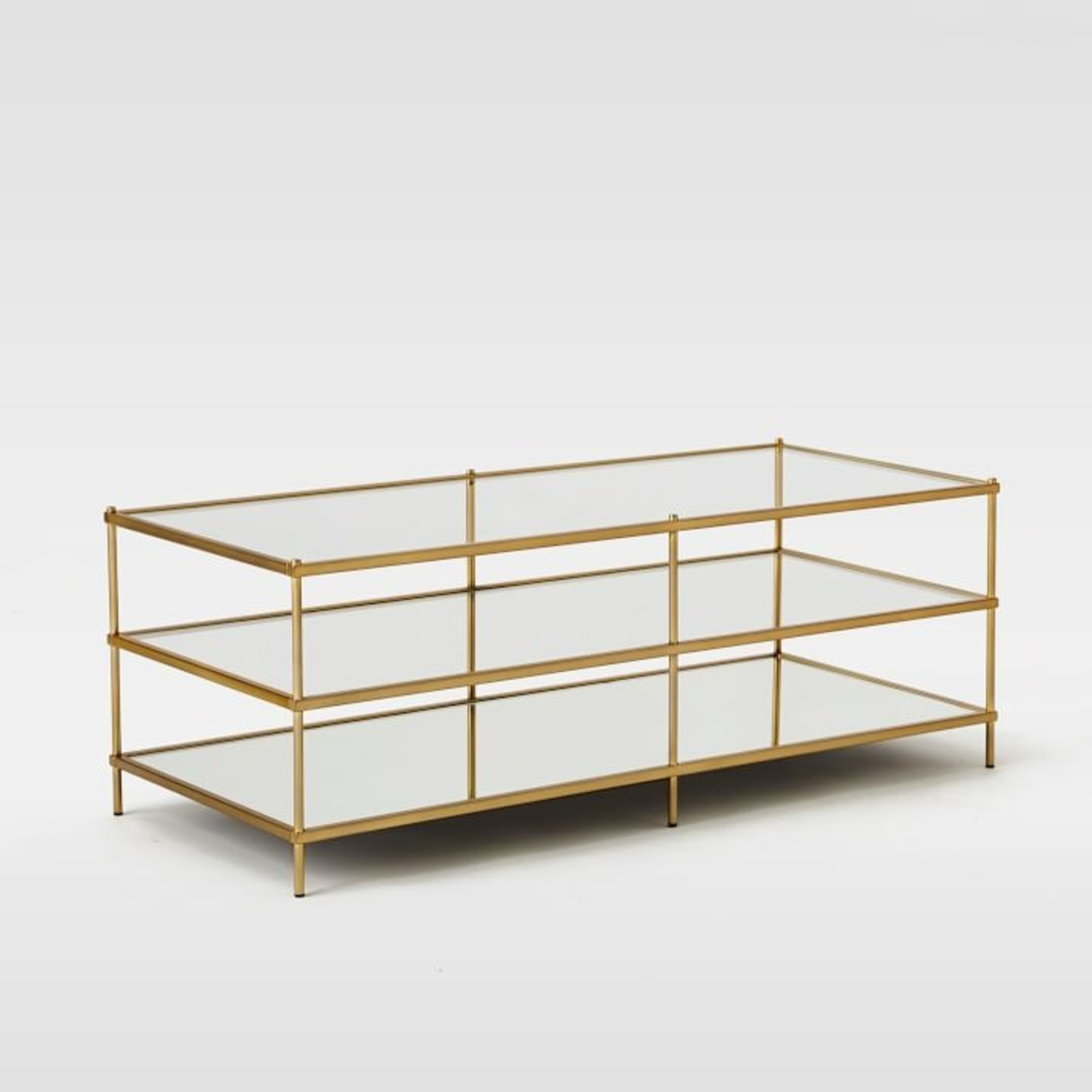 West Elm Terrace Coffee Table - image-1
