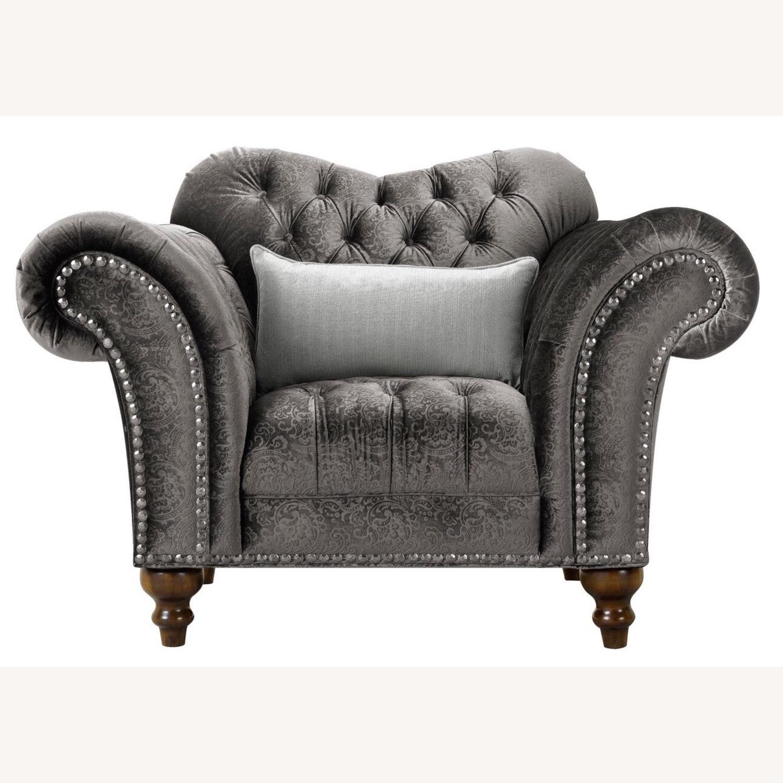 Raymour & Flanigan Duchess Chair - image-1