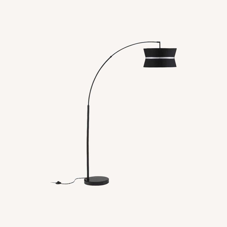 "Aline 71"" Arched/Arc Floor Lamp - image-0"