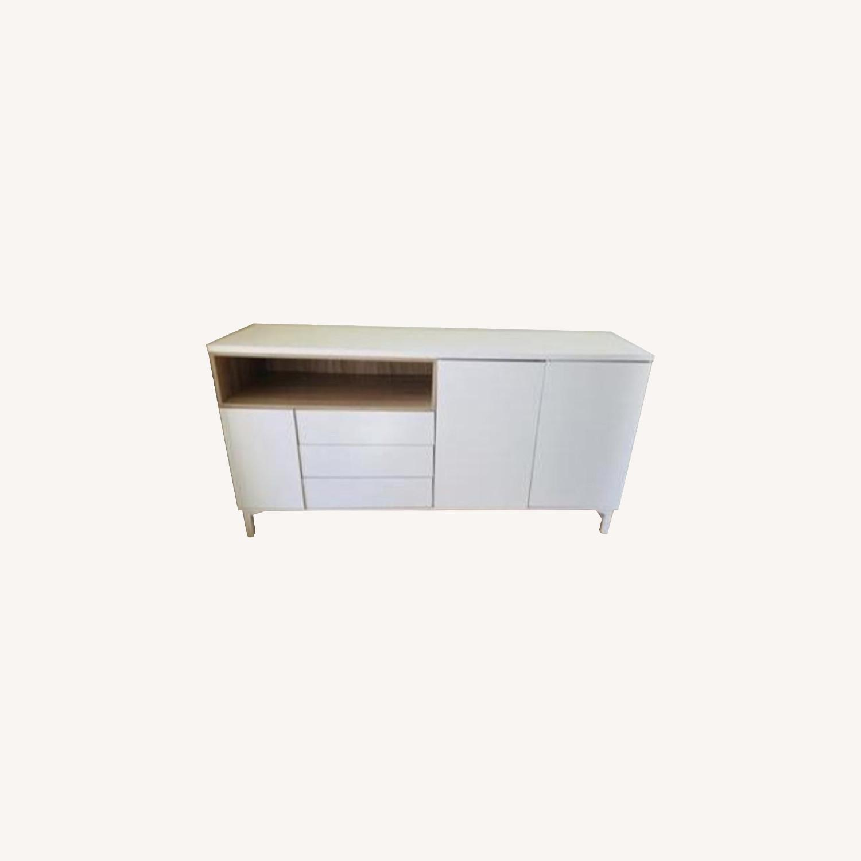 White Sideboard - image-0