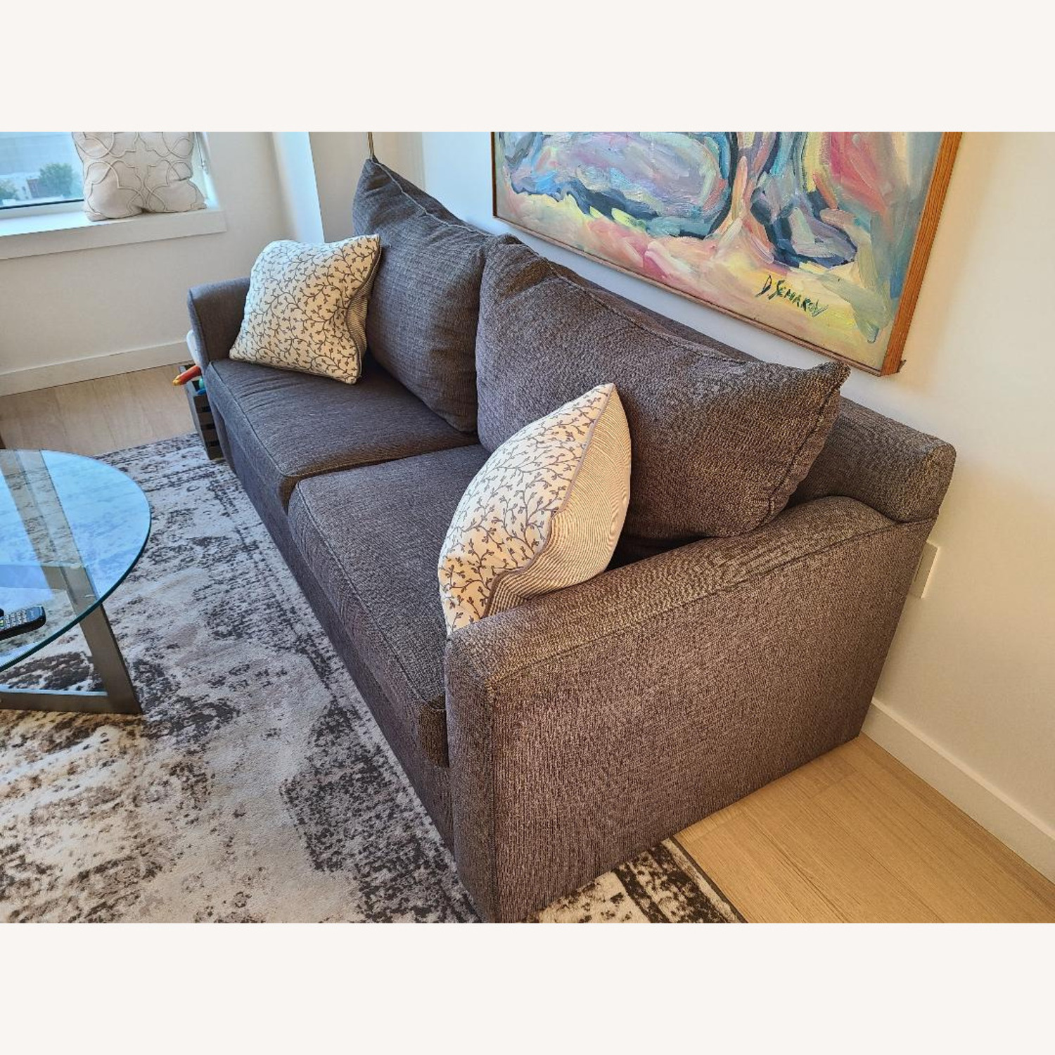 Raymour and Flannigan Tracey Queen Sleeper Sofa - image-3