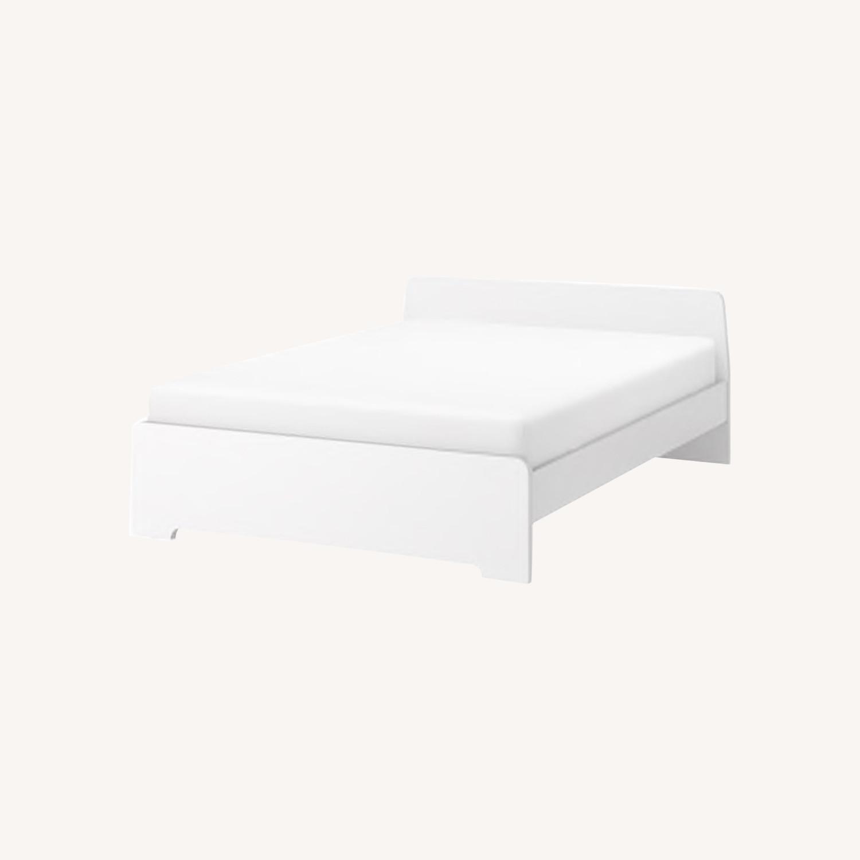 IKEA Full Bed Frame - image-0