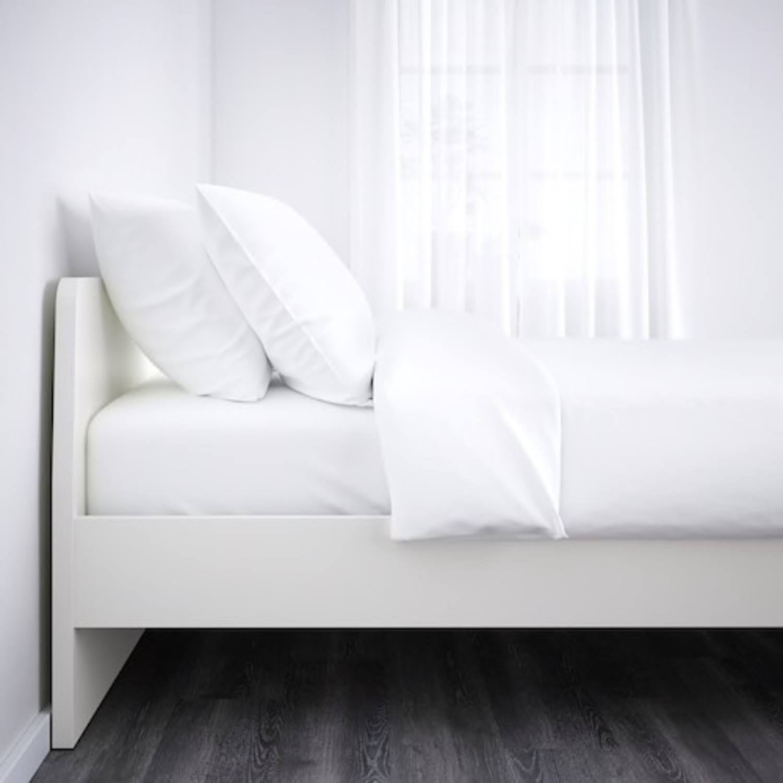 IKEA Full Bed Frame - image-2