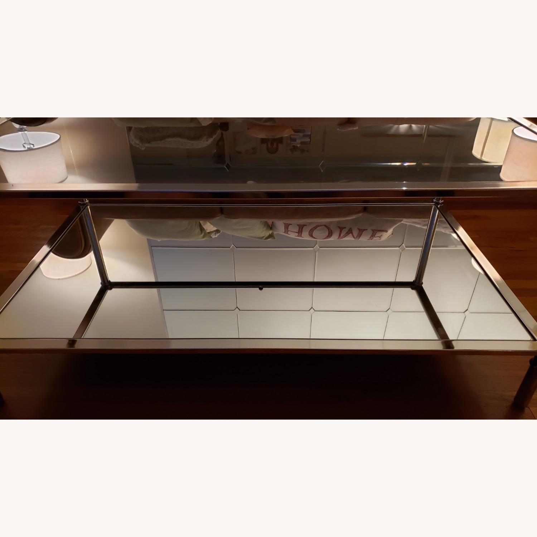 Wayfair Glass Coffee Table - image-6