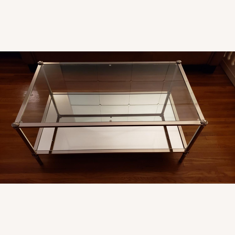 Wayfair Glass Coffee Table - image-4