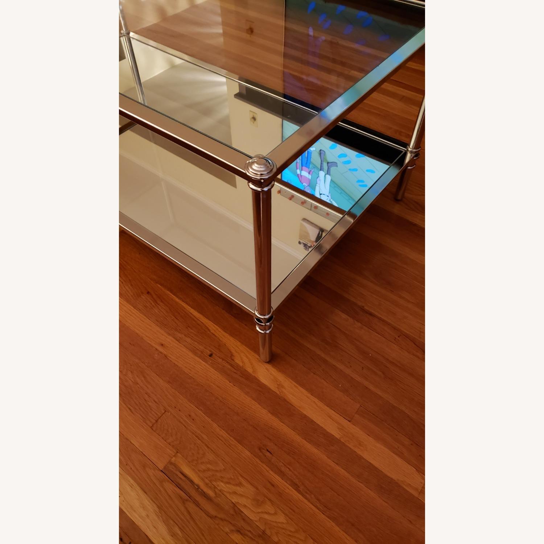 Wayfair Glass Coffee Table - image-7