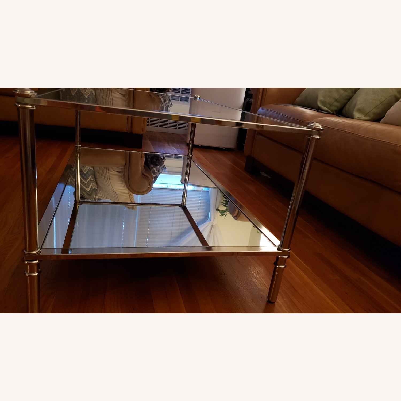 Wayfair Glass Coffee Table - image-10