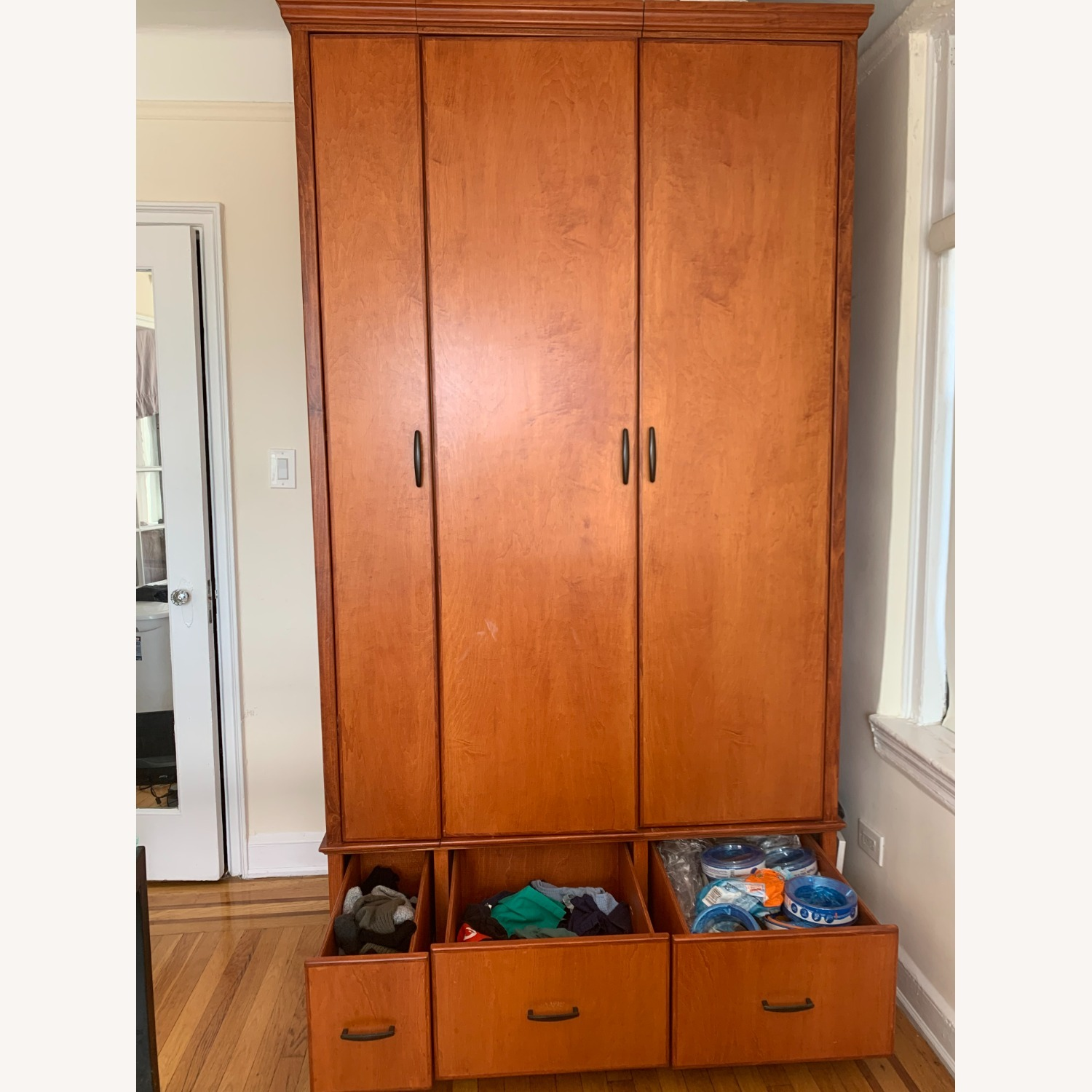 Custom Built Armoire - Made in NYC! - image-2