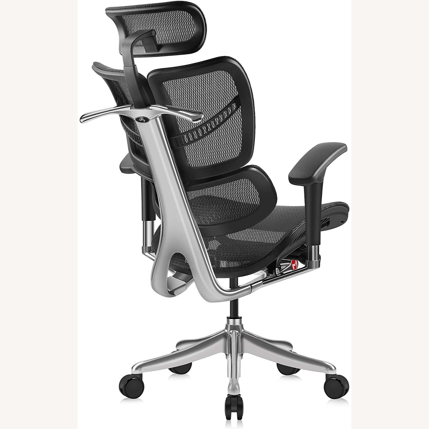 Ergonomic Office Chair with Headrest - image-2