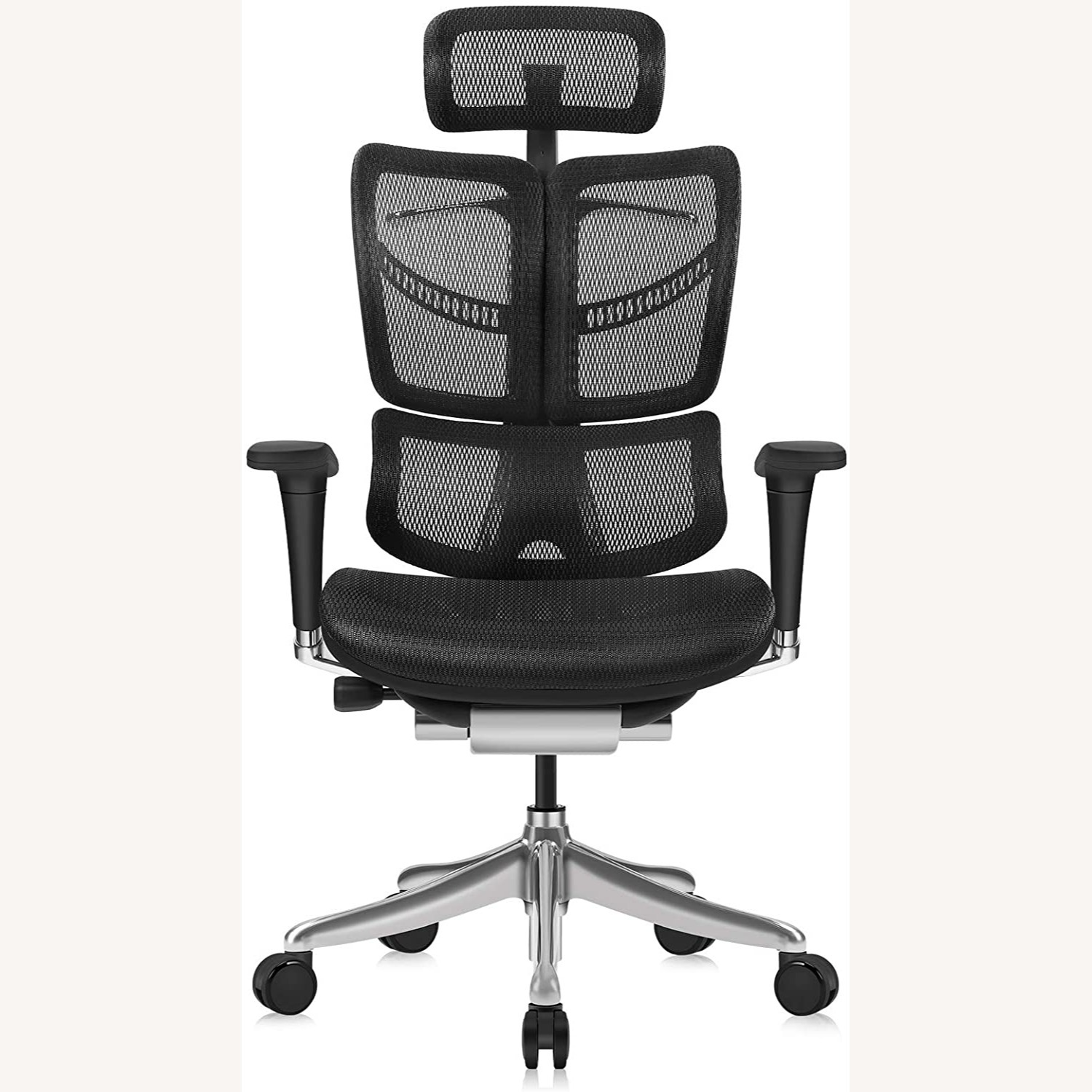 Ergonomic Office Chair with Headrest - image-6
