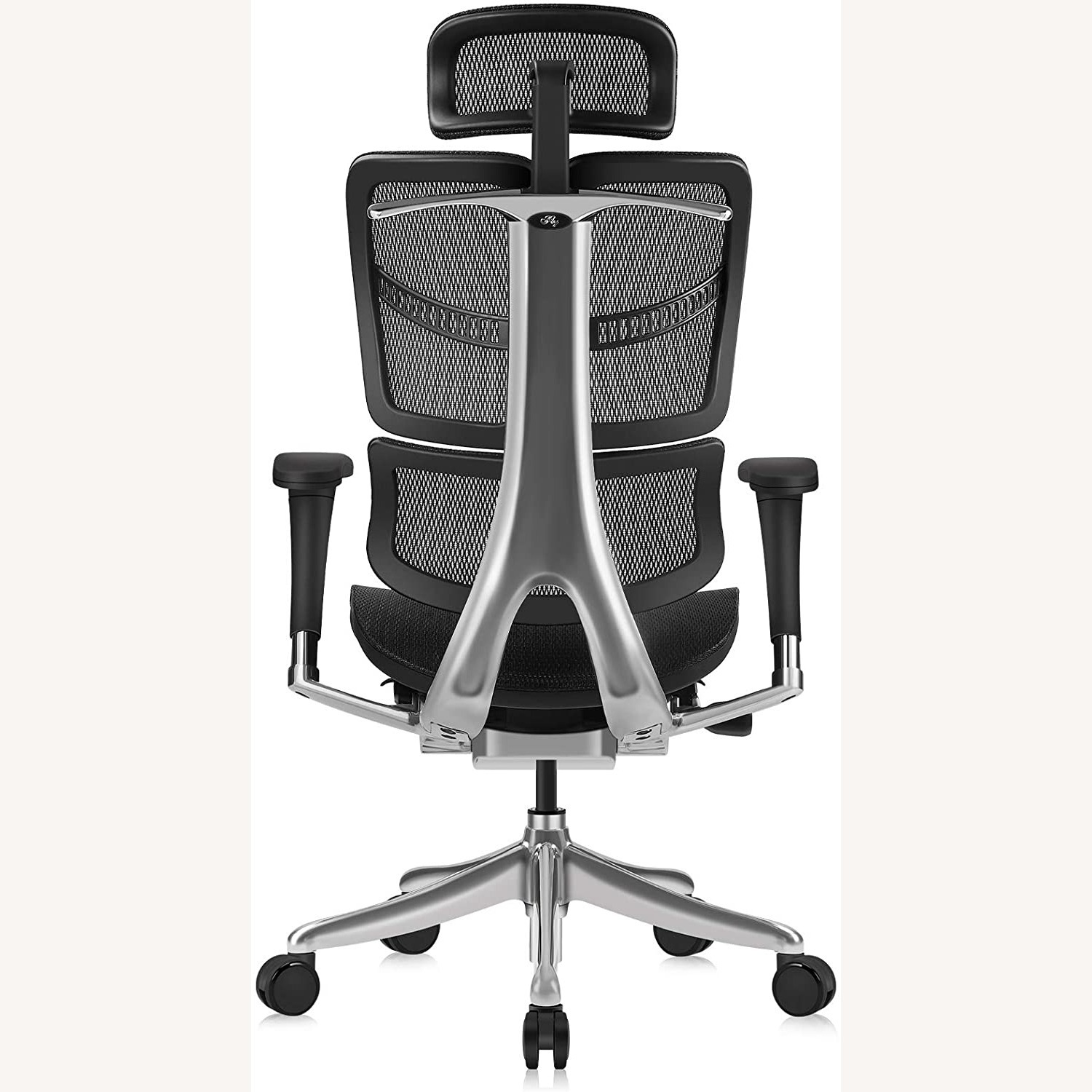 Ergonomic Office Chair with Headrest - image-8