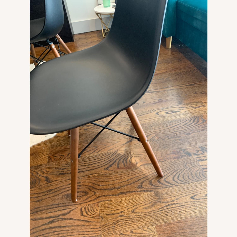 Wayfair Mod Wood Dining Set - image-8