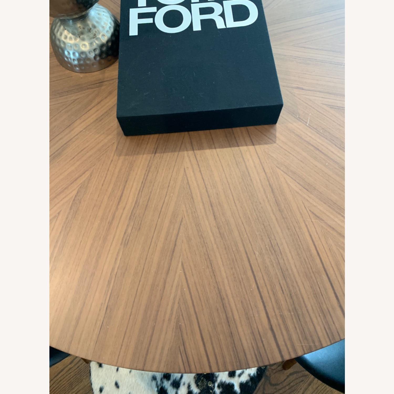 Wayfair Mod Wood Dining Set - image-10