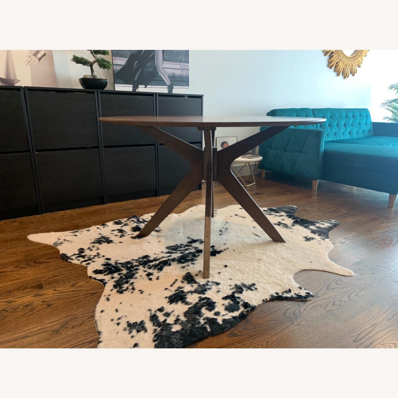 Wayfair Mod Wood Dining Set - image-1