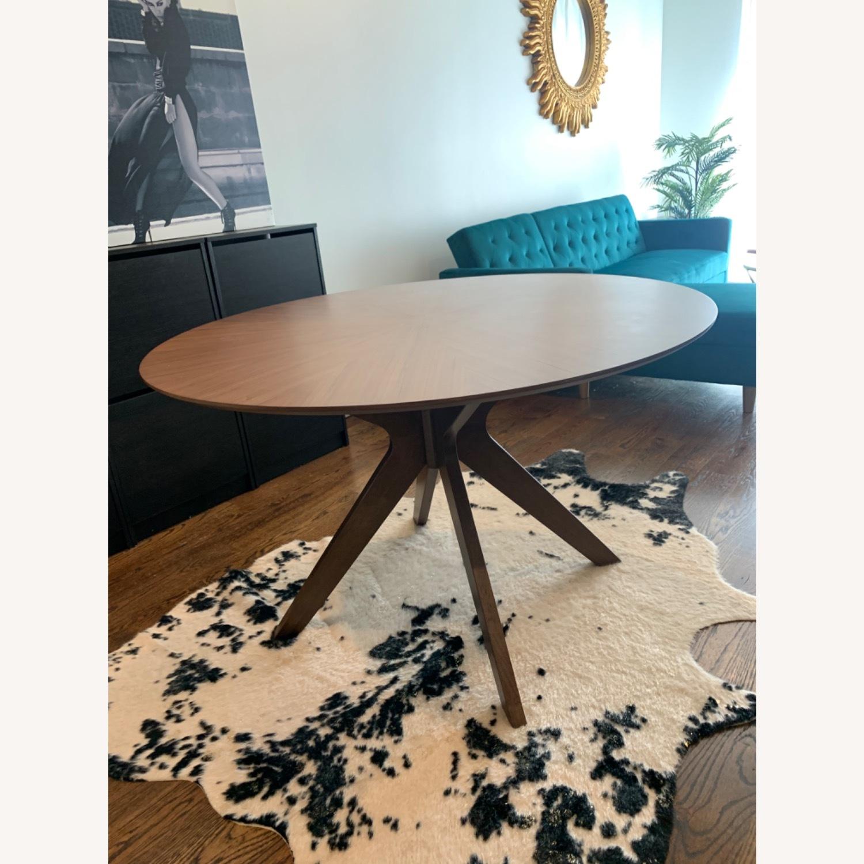 Wayfair Mod Wood Dining Set - image-2