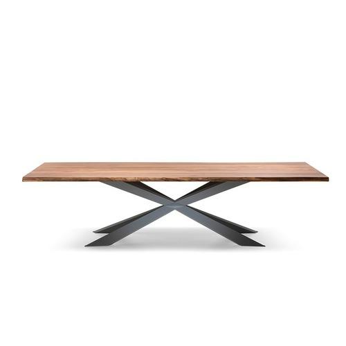 Used Cattelan Italia Spyder Wood Table for sale on AptDeco