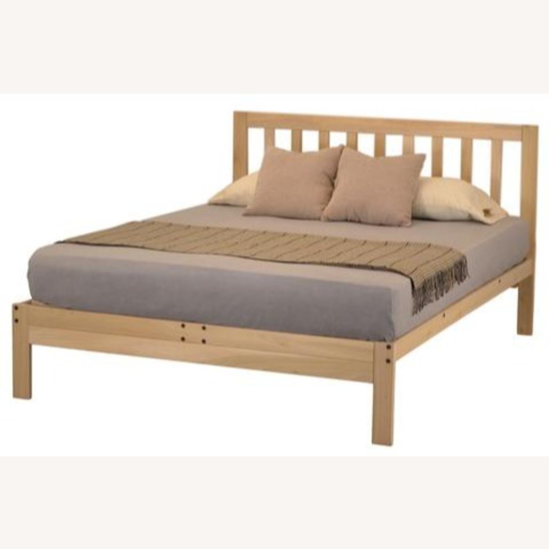 Platform Bed Frame (Full) - image-1