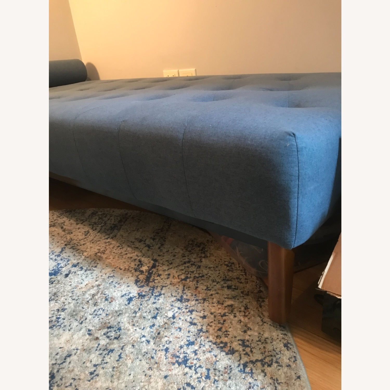 Wayfair Blue Daybed - image-1