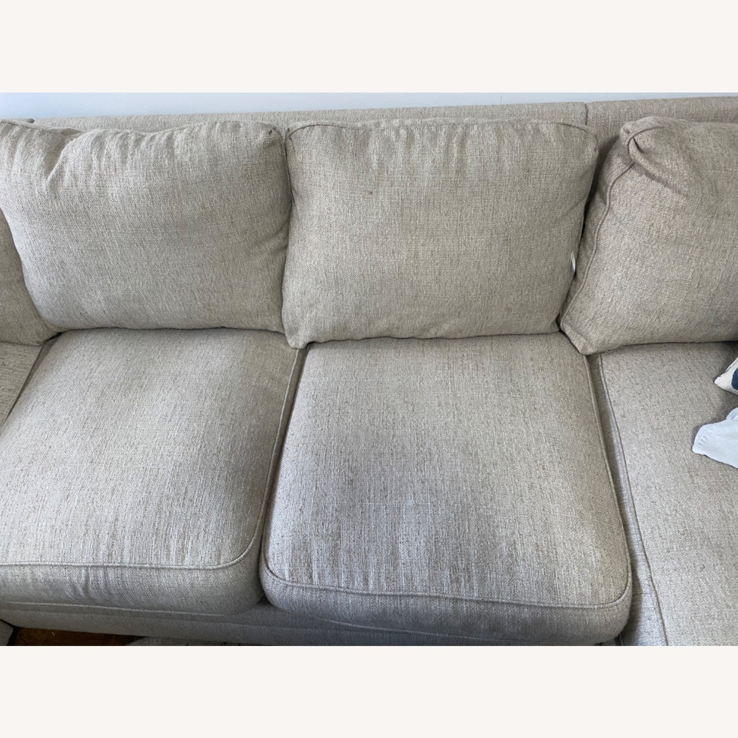 Ashley Home Luxora Beige 4-Piece Sectional Sofa - image-5