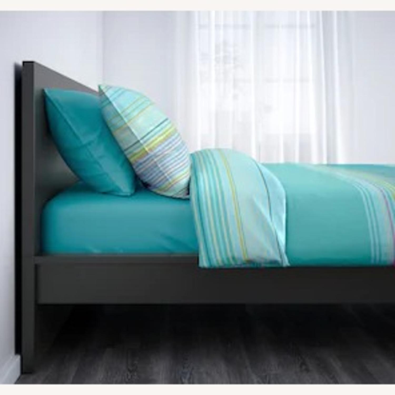 IKEA Twin Bed with slats - image-5