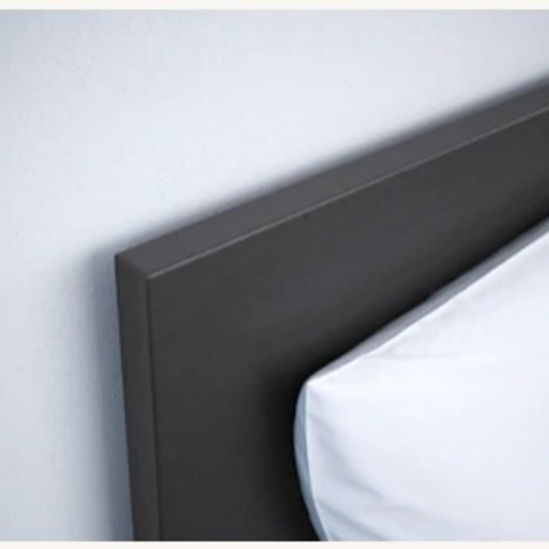 IKEA Twin Bed with slats - image-3