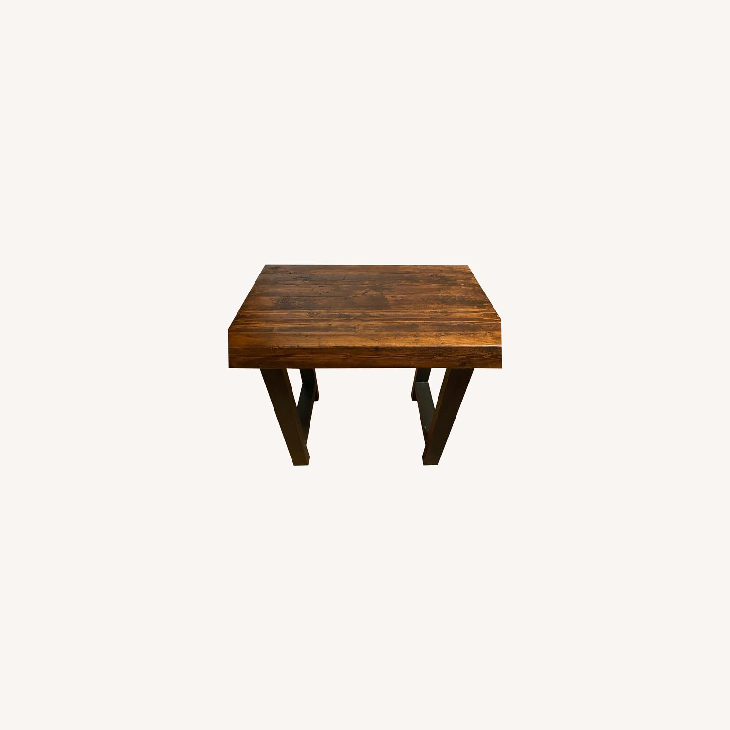 Pottery Barn Griffin Side Tables (x2) - image-0
