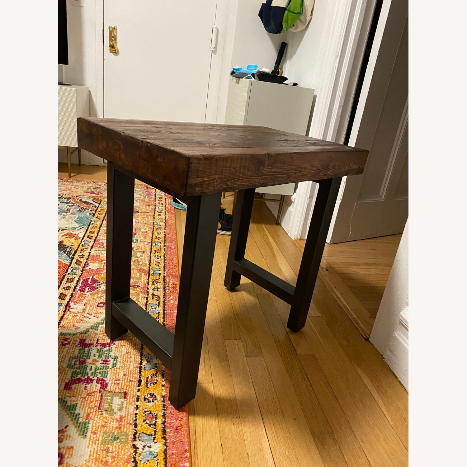 Pottery Barn Griffin Side Tables (x2) - image-2