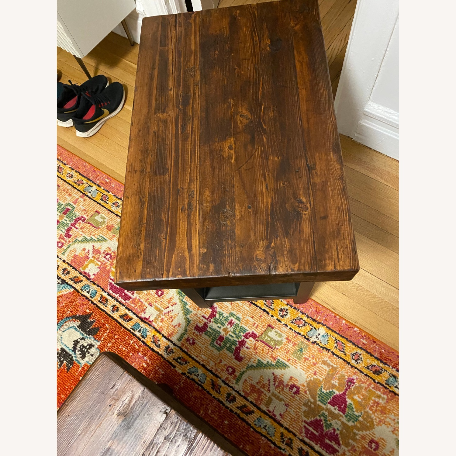 Pottery Barn Griffin Side Tables (x2) - image-3