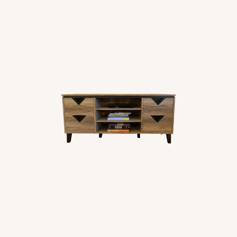 Wayfair Rustic Modern Sideboard - image-0