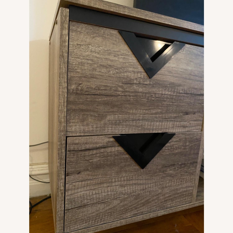 Wayfair Rustic Modern Sideboard - image-3