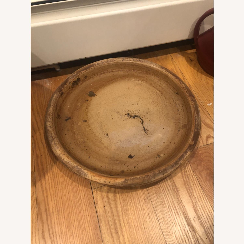 Ceramic Planter with Saucer - image-4