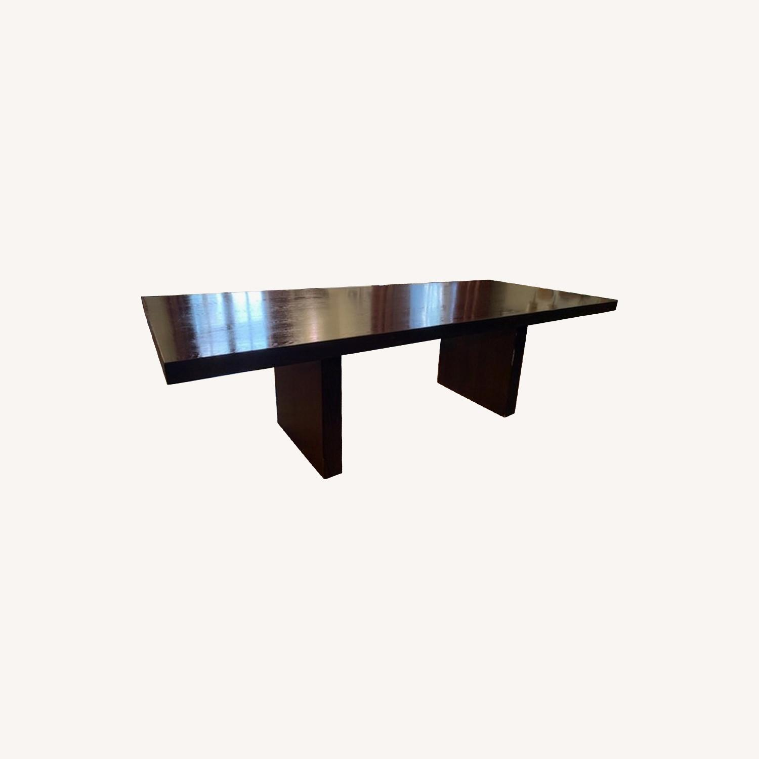 Christian Liaigre Dining Table from Paris - image-0