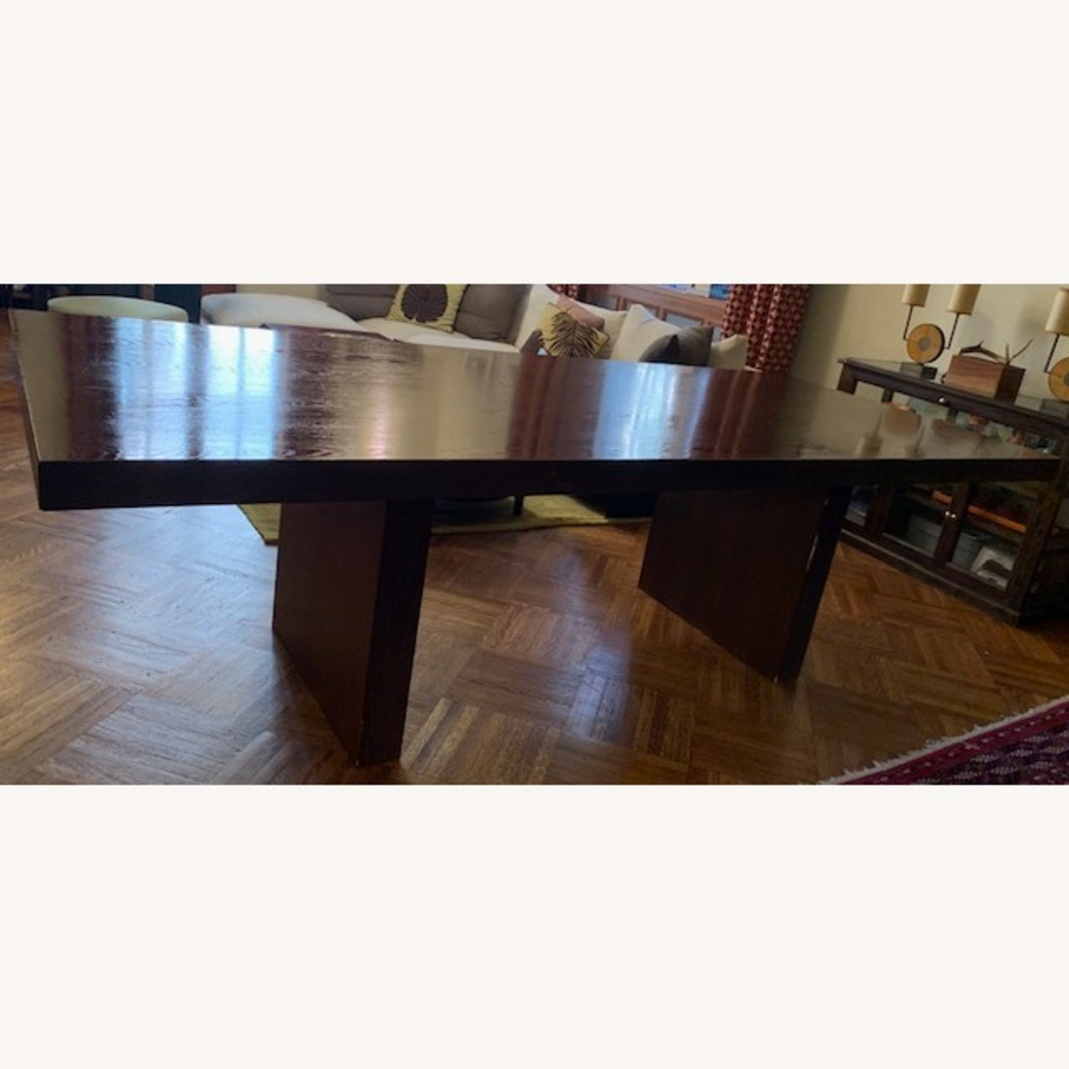 Christian Liaigre Dining Table from Paris - image-2