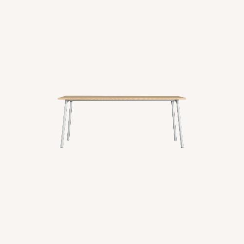 Used Emeco Run Table 72 for sale on AptDeco