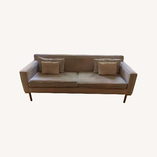 Used Design Within Reach Theatre Sofa for sale on AptDeco