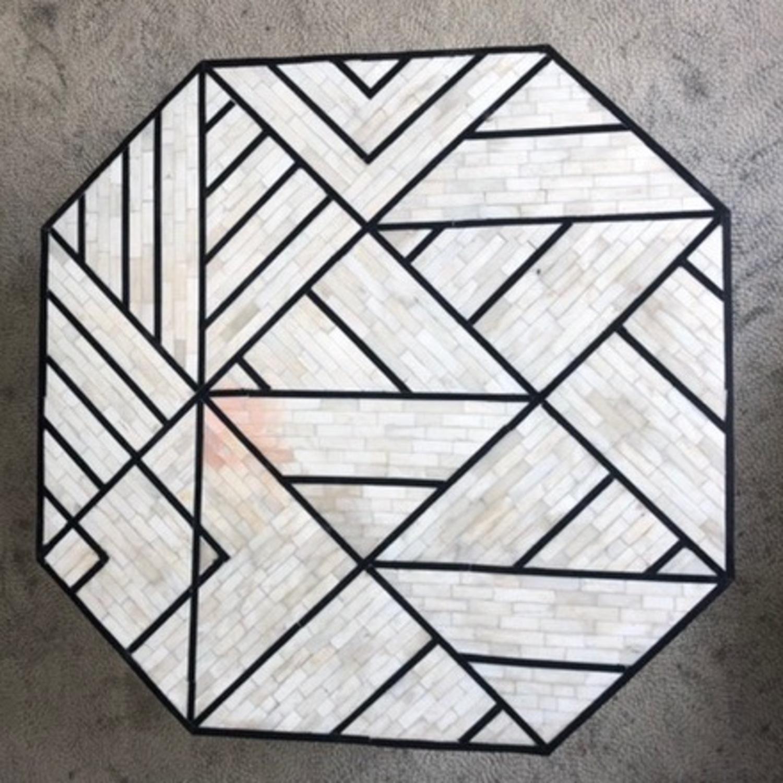 West Elm Geometric Coffee Table - image-4