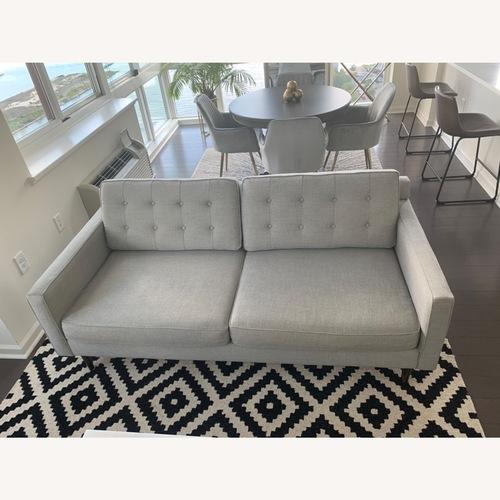 Used West Elm Gray Drake Sofa for sale on AptDeco