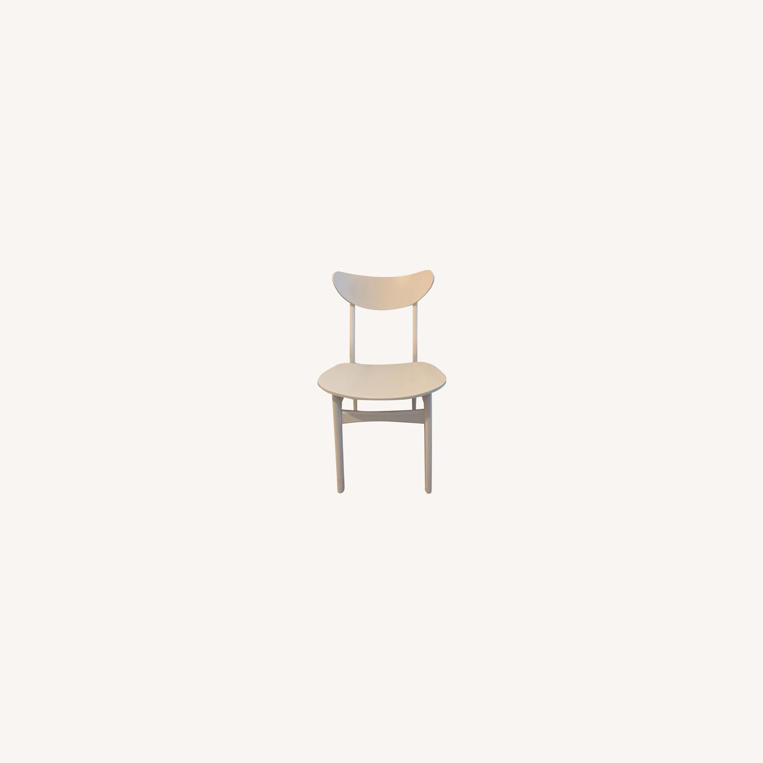 West Elm Cafe Dining Chair - image-0