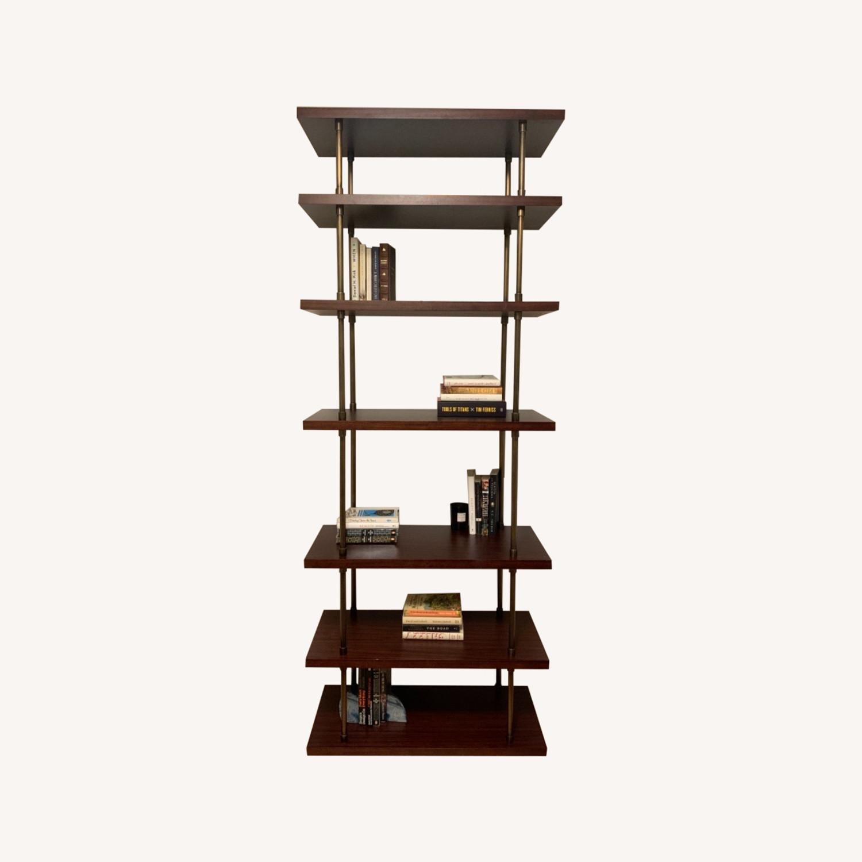 Mitchell Gold+Bob Williams Fenton Large Bookcase. - image-0