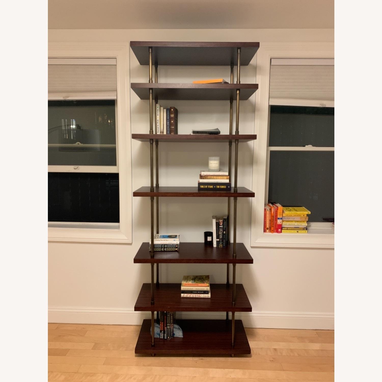 Mitchell Gold+Bob Williams Fenton Large Bookcase. - image-1