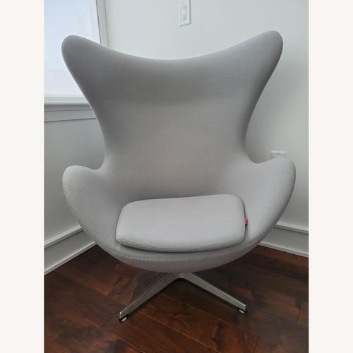Used Fritz Hansen Egg Chair for sale on AptDeco