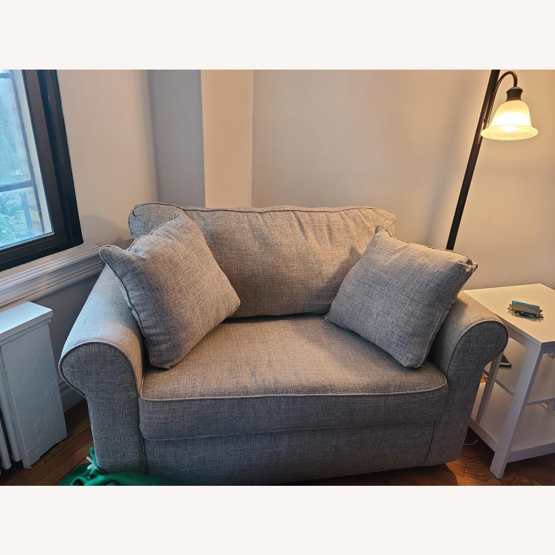Wayfair Convertible Sofa Chair - image-1