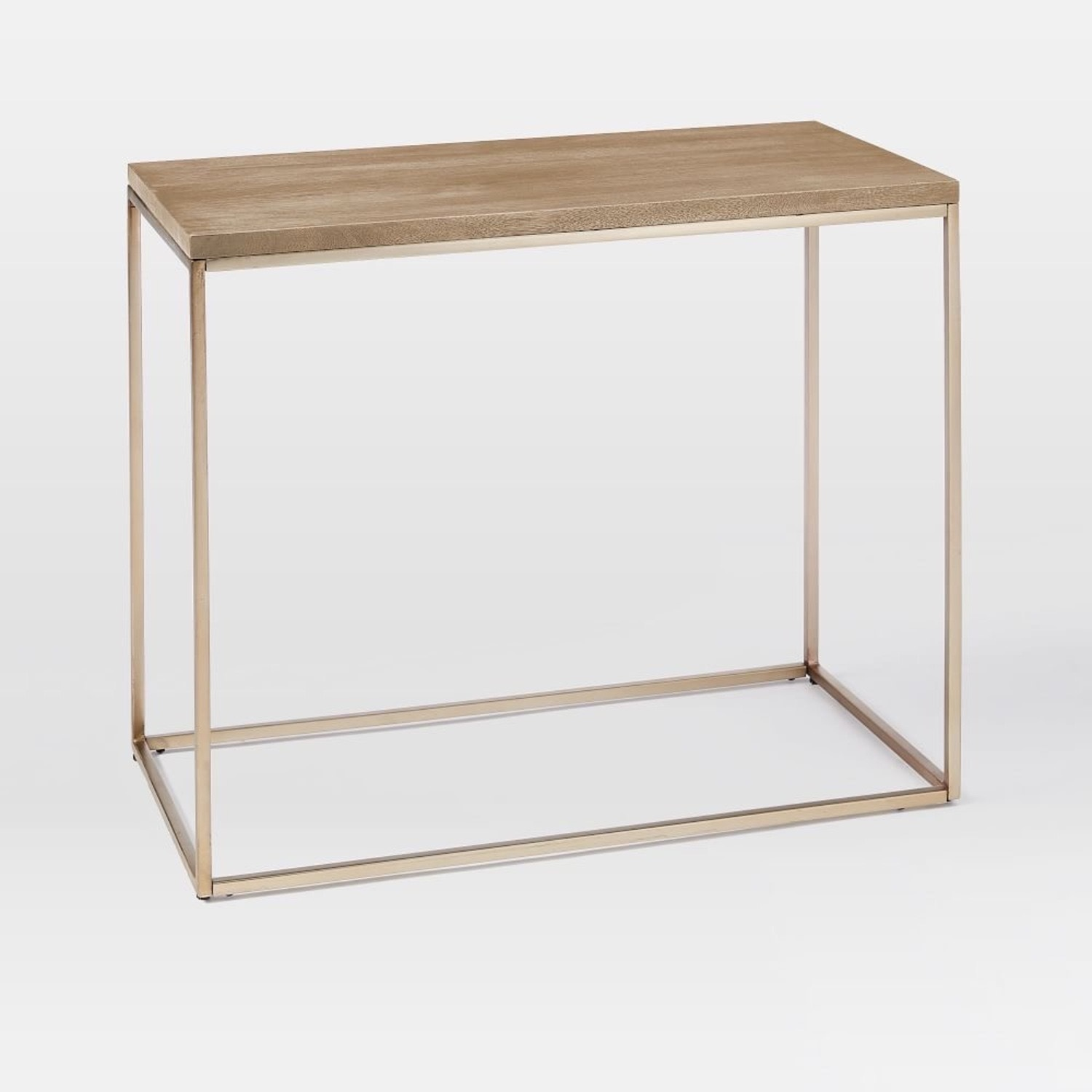 West Elm Streamline Side Table - image-2