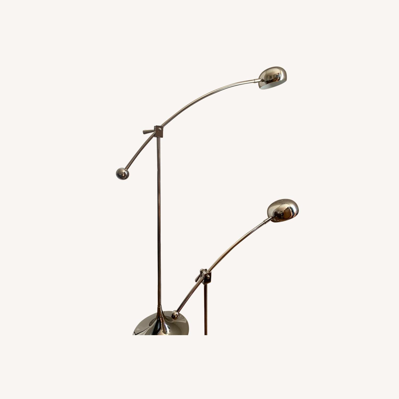 Pottery Barn Metal Task and Desk Lamp Set - image-0