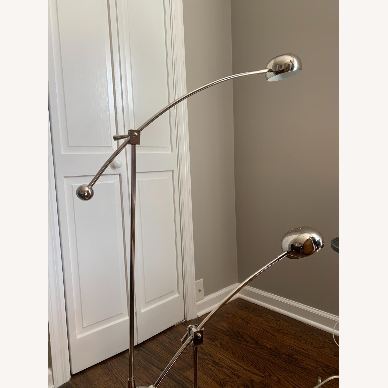 Pottery Barn Metal Task and Desk Lamp Set - image-3