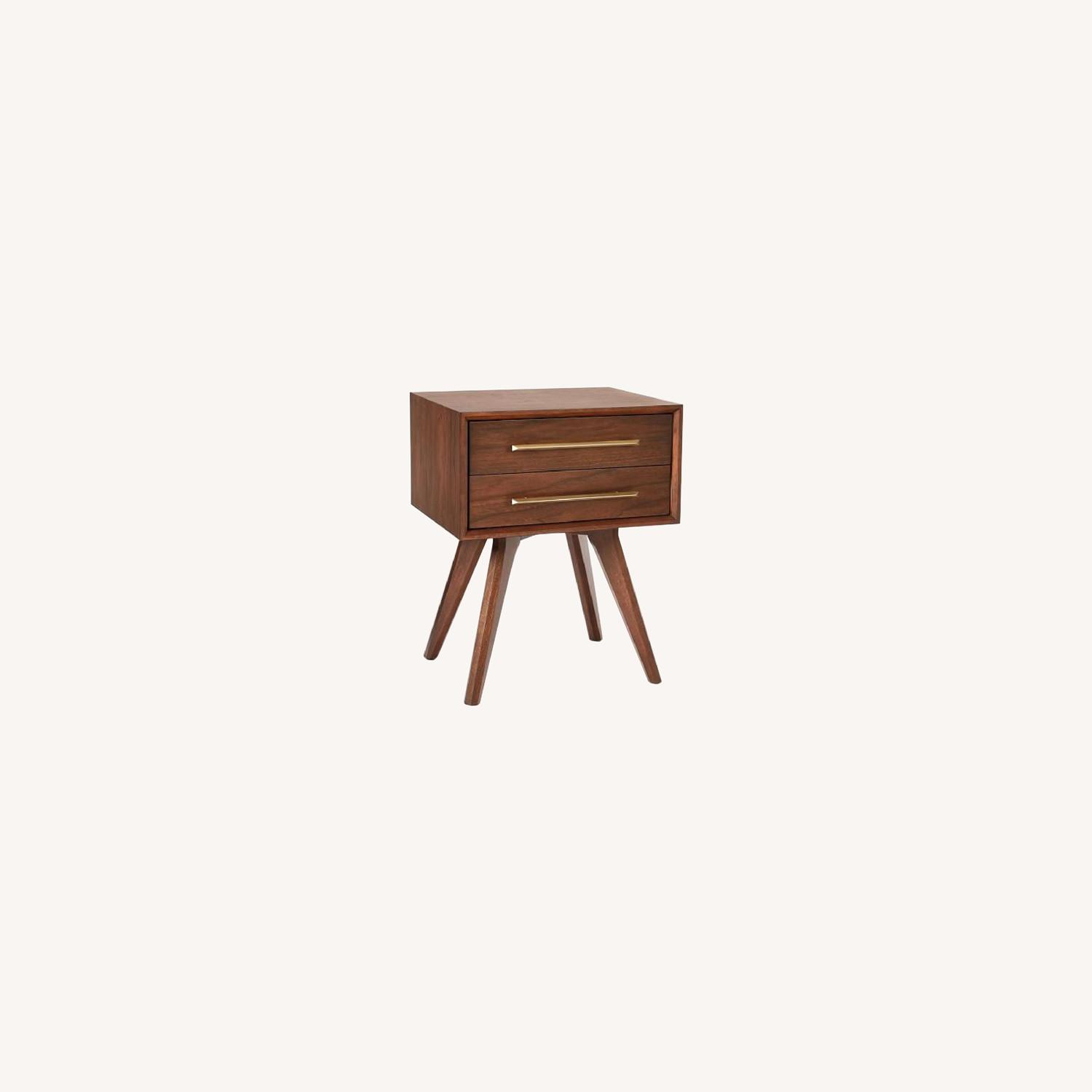 West Elm Wright Nightstand - image-0